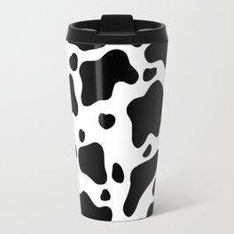 Cow Hide Travel Mug