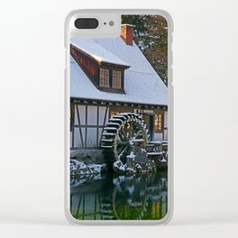 Blautopf - Germany Clear iPhone Case