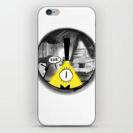 Gravity Falls- Dreamscape iPhone Skin