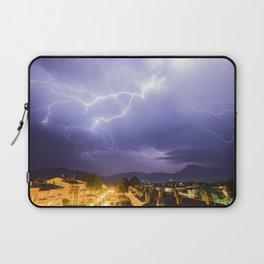 Lightning night Laptop Sleeve