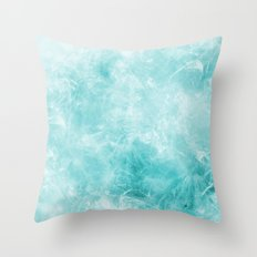 Abstract till Throw Pillow