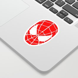 Web Head Spidey Sticker