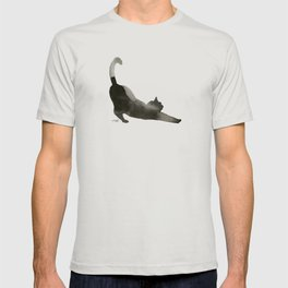 I Love Cats No.1 by Kathy Morton Stanion T-shirt