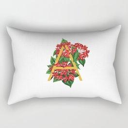 Botanical A Rectangular Pillow