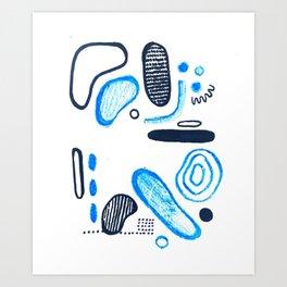 Water Feature Art Print
