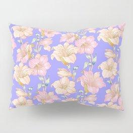 tropical pastels Pillow Sham
