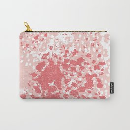 Brooke - abstract painting minimal modern art print home decor must haves Carry-All Pouch