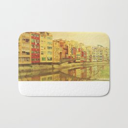 The river that reflects the city Bath Mat
