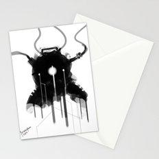 Bioshock Evolve Suit Design FanArt Stationery Cards