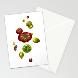 Heirloom Tomatoes Stationery Cards