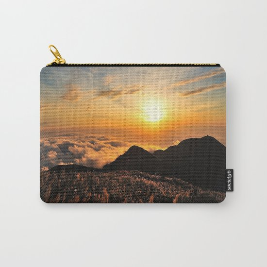 sunrises Carry-All Pouch