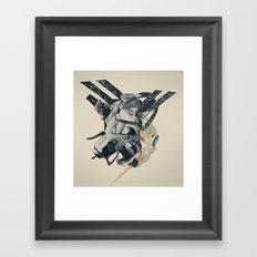 avalanche Framed Art Print