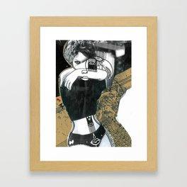 megazone2 Framed Art Print