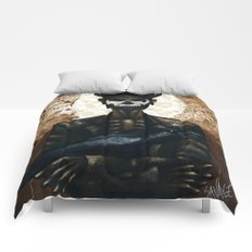 Shadow Man 2 Comforters