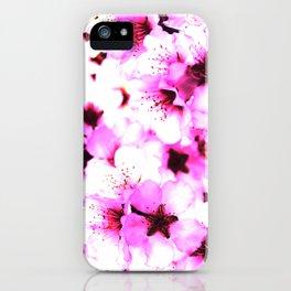 Sakura VIII iPhone Case