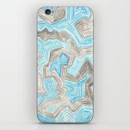 #55. CHRIS iPhone Skin