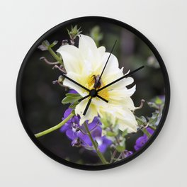 Longwood Gardens Autumn Series 101 Wall Clock