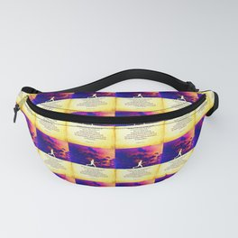 Press On! Fanny Pack