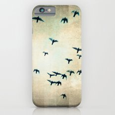 one for the birds iPhone 6s Slim Case