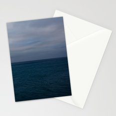 Looking out from Brighton Pier. Stationery Cards