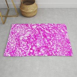 Bespeckled Pink Rug