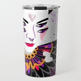 The dreams of Björk Travel Mug