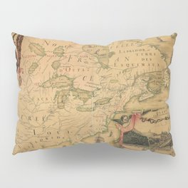 Northenmost America 1688 Pillow Sham