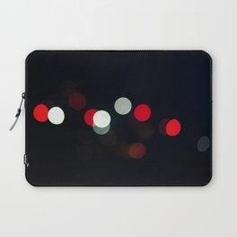 Bokeh abstract Laptop Sleeve
