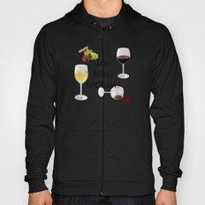 It's Wine O'Clock Hoody