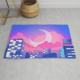 Dreamy Moon Nights Rug
