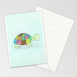 Little Claire's Turtle Stationery Cards