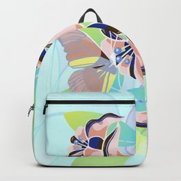 Tanz der Lilien - Dance of the Lilies Backpack