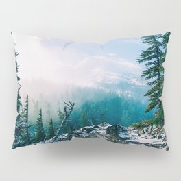Overlook the Wilderness Pillow Sham