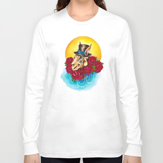 Distinguished Rabbit Long Sleeve T-shirt