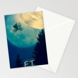 Kiss the Sky Stationery Cards