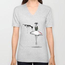 Balletressi Unisex V-Neck