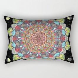 SUN MOON MANDALA Rectangular Pillow