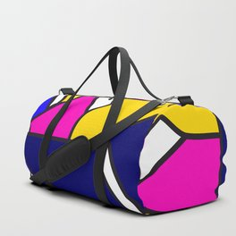 Abstract Art Duffle Bag