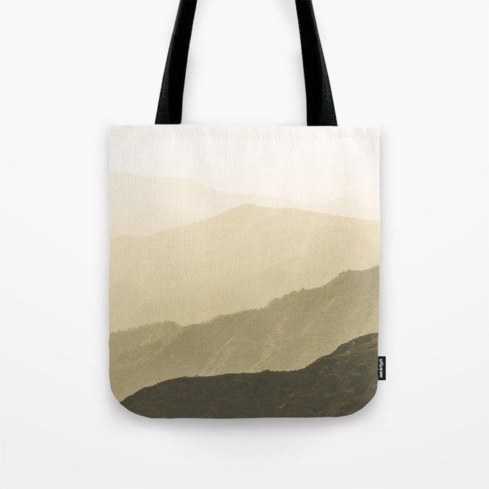Cali Hills Tote Bag