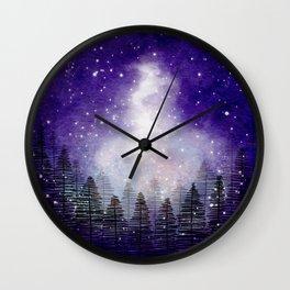 Galaxy (version 1) Wall Clock