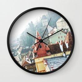 Sighisoara Wall Clock