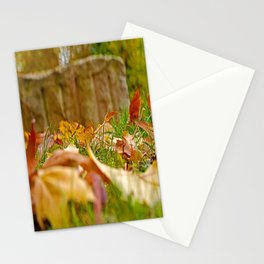 Autumn day 2016 Stationery Cards