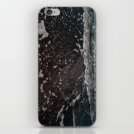 semi-neon ocean iPhone Skin