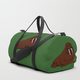 The august walrus Duffle Bag