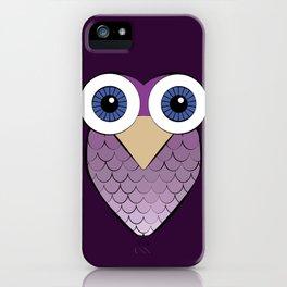 Sofia's Owls iPhone Case