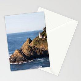 Hecenta Head Lighthouse Stationery Cards