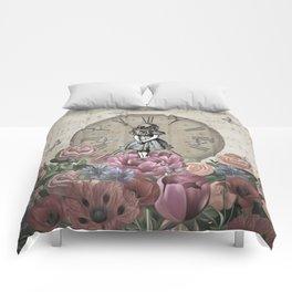 Alice In Wonderland - Wonderland Garden Comforters