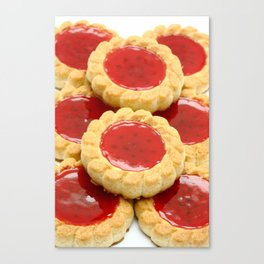 High calorie food Canvas Print