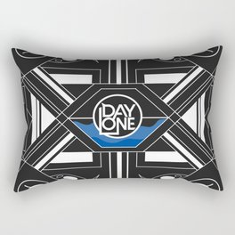 Tech on dayone Rectangular Pillow