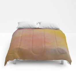 Sunset at Dusk // Watercolour Wash Comforters